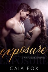 Exposure book cover