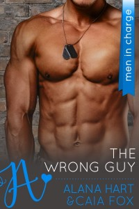 The Wrong Guy cover