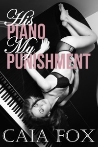 His Piano, My Punishment cover